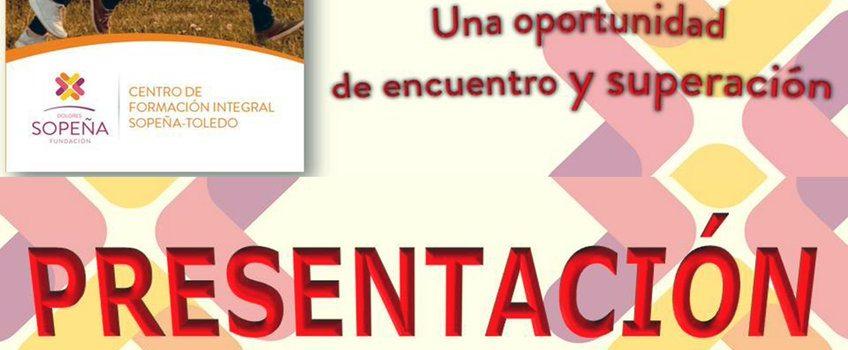 Sopeña Toledo presenta la Escuela de Familia Sopeña