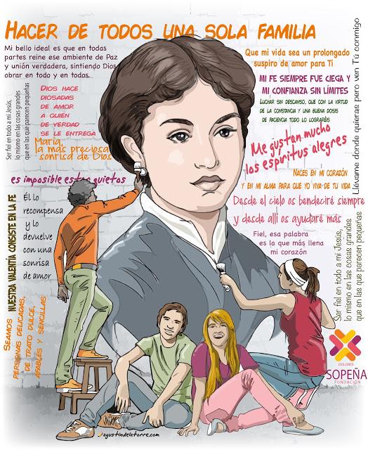 Año Centenario del fallecimiento de Dolores Sopeña