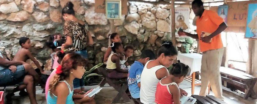 Sopeña construye hogares en Santiago de Cuba