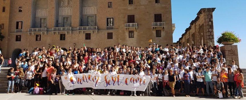 Sopena Barcelona Cierra El Centenario En Montserrat