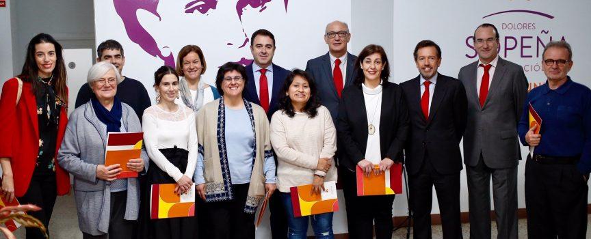 Visita Fondo Solidario Santander