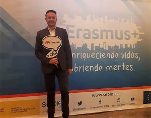 Premio Proyecto Erasmus
