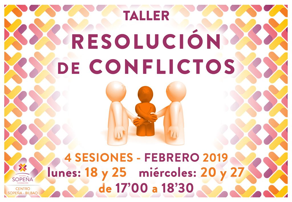 Taller de Resolución de Conflictos en Bilbao