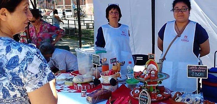 Venta productos artesanos Sopeña Chile