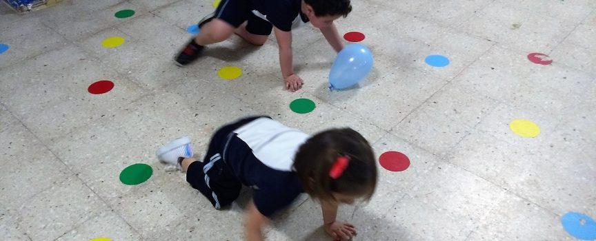 Creatividad en aulas de Sopeña Badajoz